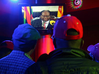 Правящая партия Зимбабве объявила о начале процедуры импичмента Мугабе