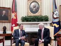Vanity Fair узнал, какую секретную информацию передал Трамп Лаврову