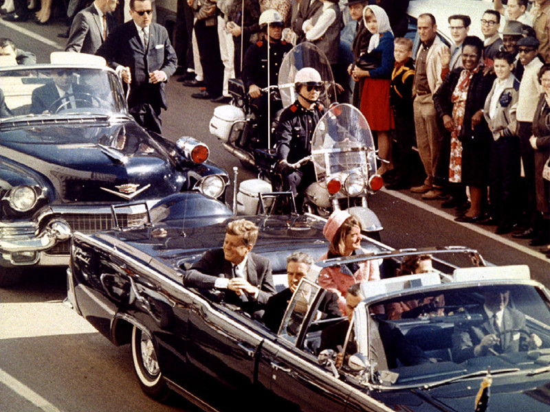 Застреливший убийцу Кеннеди мог знать о покушении заранее
