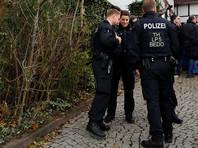 В Германии полицейские пострадали из-за письма с неизвестным веществом