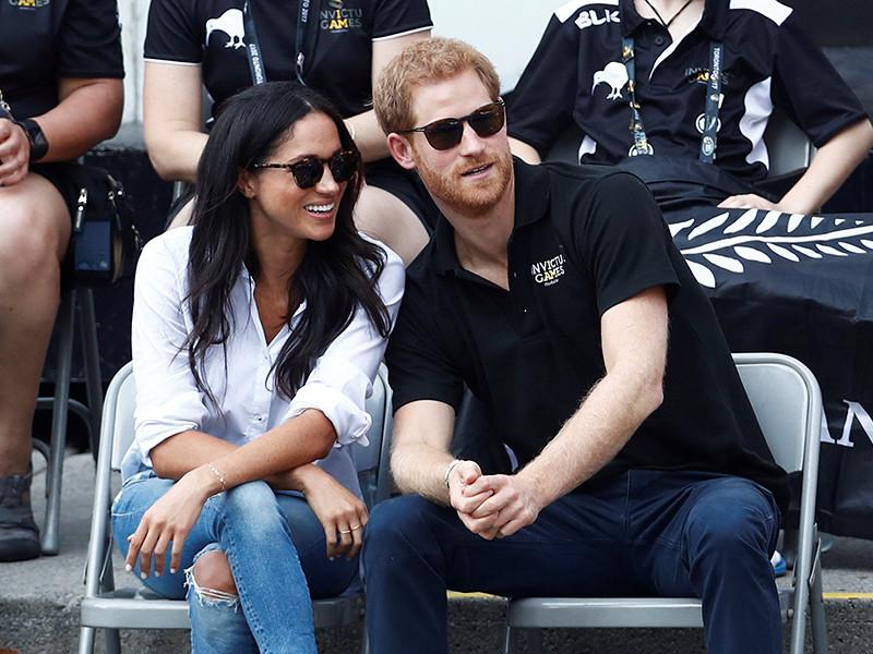 Британский принц Гарри объявил о помолвке с американской актрисой Меган Маркл