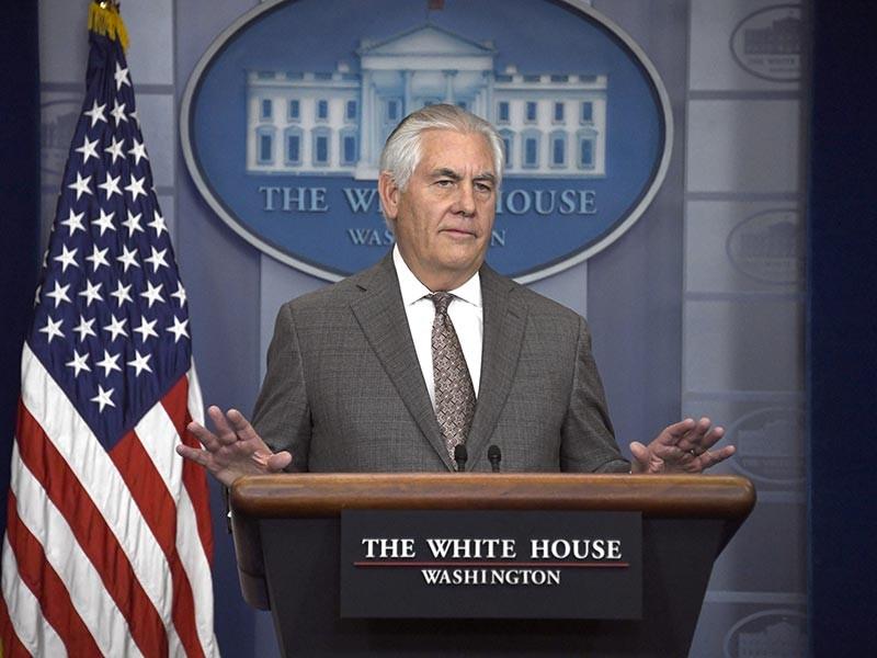 NYT: Трамп нашел замену Тиллерсону. Новым главой Госдепа станет директор ЦРУ