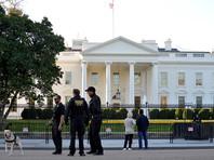 """В Вашингтоне временно приостановил работу Белый дом, где располагается администрация президента США Дональда Трампа, из-за """"подозрительной активности"""""""