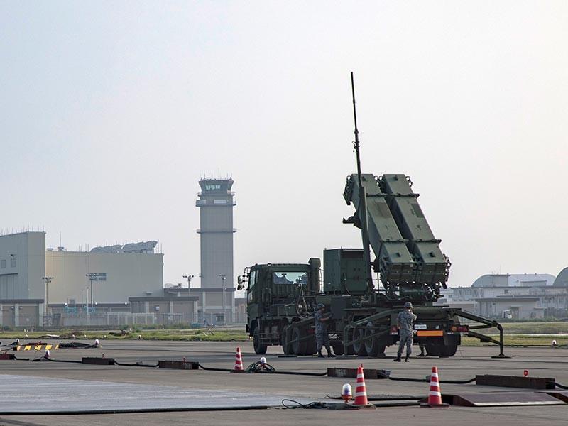 В Токио сообщили о возможном падении ракеты КНДР в исключительной экономической зоне Японии