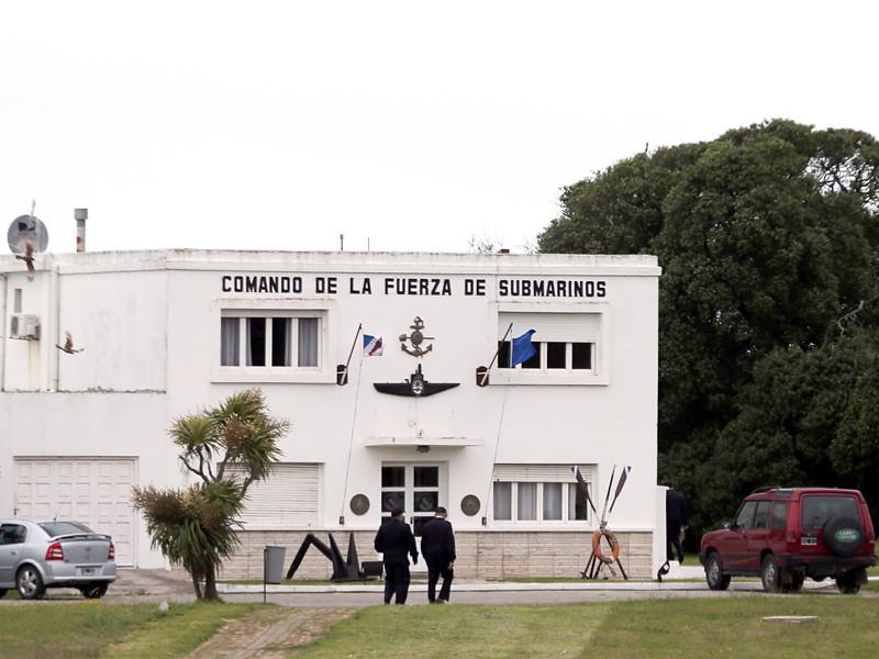 В зоне исчезновения аргентинской подлодки уловили шум от ударов инструментов о корпус