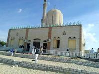 В Египте боевики устроили взрыв возле мечети: более 230 человек погибли