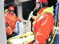 Спасатели подняли со дна затонувший после крушения у Шпицбергена вертолет Ми-8