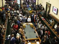 Мугабе объявил об отставке с поста президента Зимбабве после 37 лет правления