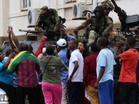 Жители Зимбабве собираются у здания парламента в преддверии обсуждения процедуры импичмента в отношении Мугабе
