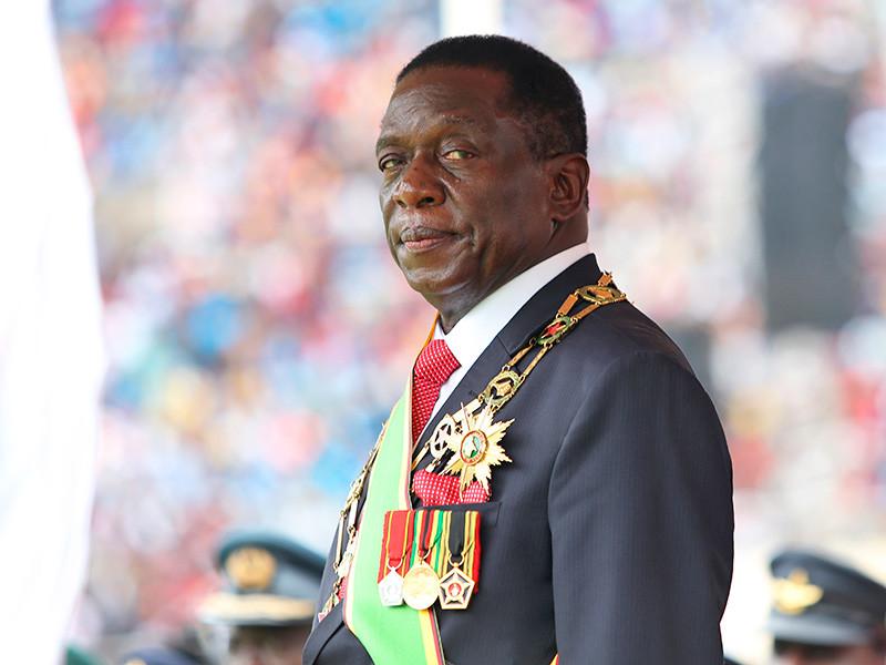 Новый президент Зимбабве после инаугурации объявил амнистию для коррупционеров