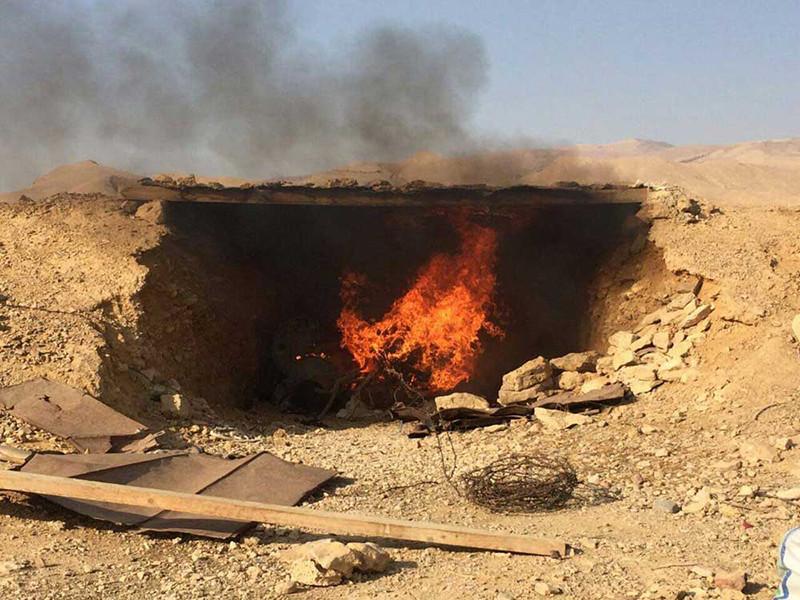 Египетские военные уничтожили 30 террористов после теракта на Синае