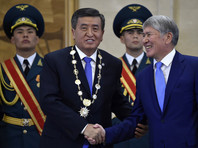 Новый президент Киргизии Сооронбай Жээнбеков вступил в должность и пообещал дружить с Россией