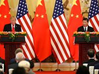 Трамп на переговорах с лидером Китая призвал Россию помочь в сдерживании ситуации с КНДР