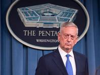 США принимают участие в военных действиях на территории Сирии с одобрения ООН. Об этом заявил глава Пентагона Джеймс Мэттис