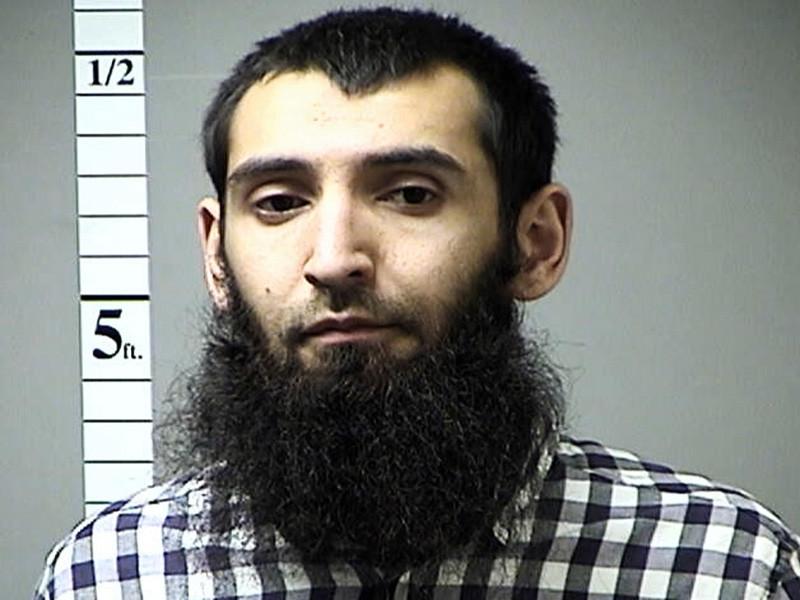 Выходец из Узбекистана Сайфулло Саипов, который 31 октября совершил теракт в нью-йоркском районе Манхэттен, отказался признавать себя виновным в терроризме и убийствах