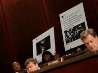 Рекламные объявления свидетельствуют о попытках внести раскол в ряды американских избирателей по расовым, религиозным вопросам, а также по отношению к проблеме полицейского произвола