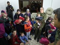 13 ноября сообщалось, что действующие на севере Сирии курдские власти передали представителям РФ женщин и детей чеченских боевиков террористической группировки ИГ*