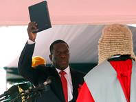Президентом Зимбабве после престарелого Мугабе стал вернувшийся в страну Крокодил