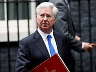 Глава британского Минобороны уволился из-за обвинений в домогательствах