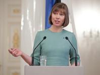 Президент Эстонии допустила либерализацию визового режима с Россией