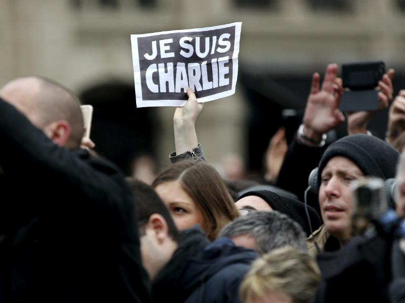 Редакцию Charlie Hebdo засыпали угрозами расправы после публикации карикатуры с исламским проповедником