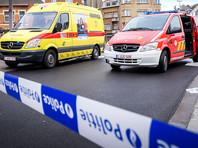Выброс токсичных веществ в атмосферу произошел в субботу на юго-западе Брюсселя при пожаре на теплоэлектростанции