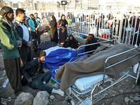 Число жертв землетрясения, произошедшего на границе Ирана и Ирака, превысило 300 человек