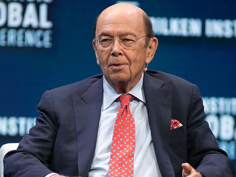 """Глава Минторга США пообещал продать долю в компании, связанной с """"Сибуром"""""""