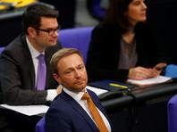 В рядах немецких социал-демократов нашлись сторонники создания коалиции с блоком Меркель