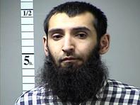 Американский террорист Саипов увлекся радикальным исламом в США