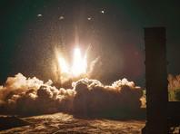 В Пхеньяне также подчеркнули, что испытательный запуск был проведен под максимально высоким углом и не оказал никакого отрицательного влияния на безопасность окружающих стран