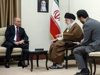 """Аятолла Хаменеи призвал Путина """"изолировать американцев"""""""