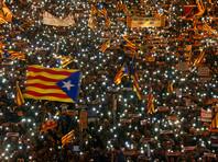 Барселона, 12 ноября 2017 года