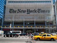 В The New York Times не будут исправлять карту с Крымом как спорной территорией по просьбе Украины