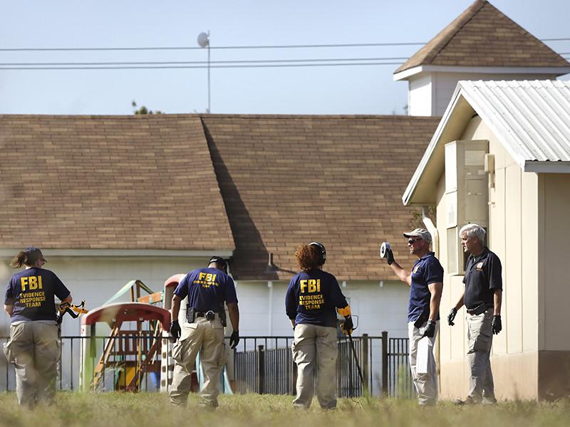Устроивший массовую стрельбу в церкви Техаса мужчина сбегал из психбольницы