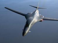 Бомбардировщики ВВС США провели учебное бомбометание возле границы с КНДР