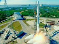 SpaceX запустила ракету Falcon 9 с кораблем Dragon, который должен доставить груз к МКС