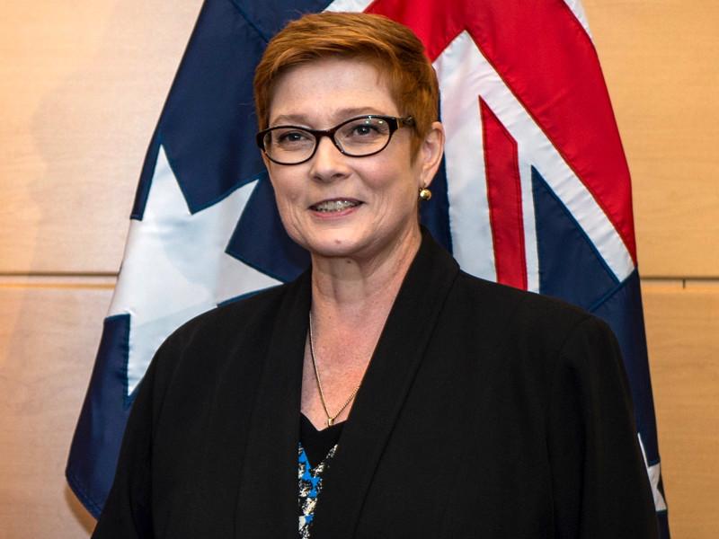 Министр обороны Австралии Мариз Пейн