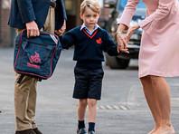 Первенец герцога и герцогини Кембриджских принц Джордж родился 22 июля 2013 года. Он стал третьим в очереди на британский престол после своего деда принца Чарльза и отца