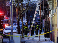 Виновником крупного пожара в Нью-Йорке стал трехлетний ребенок, игравший со спичками