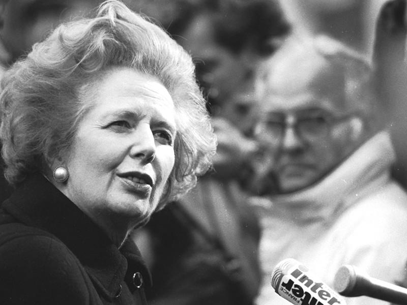 Маргарет Тэтчер отказывалась летать в самолете с пандой, выяснилось из рассекреченных документов