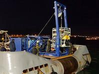 """Российский телеуправляемый подводный аппарат """"Пантера плюс"""" исследует у берегов Аргентины объект, похожий на исчезнувшую более месяца назад подводную лодку """"Сан-Хуан"""""""