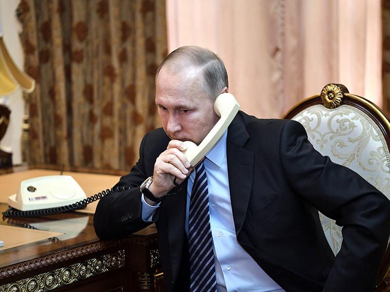 Перенос посольства США в Иерусалим: Аббас позвонил Путину и Папе Римскому с просьбой вразумить Трампа