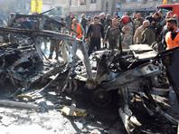 Взрыв в автобусе в сирийском городе Хомс: восемь погибших, 16 раненых