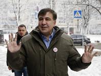 Саакашвили сорвал допрос в Генпрокуратуре Украины, потребовав передачи его дела в СБУ