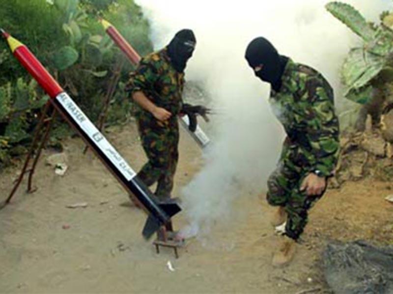 Израильская армия сбила две ракеты, запущенные из сектора Газа