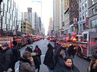 В центре Нью-Йорка прогремел взрыв: несколько человек пострадали (ВИДЕО)