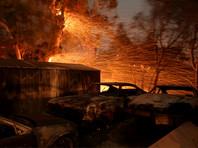 Калифорнийский природный пожар достиг океана. Эвакуируют до 200 тысяч человек