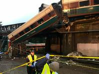 Рухнувший с моста в штате Вашингтон пассажирский поезд шел с тройным превышением скорости