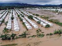 На Филиппинах 90 погибших из-за наводнений и оползней